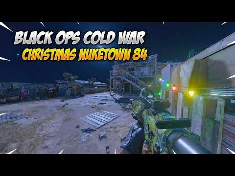 Call of Duty Black Ops Cold War Christmas Nuketown Kills  GTX 1080 TI