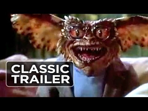 Gremlins 2: The New Batch (1990) Official Trailer #1 - Horror Comedy