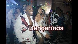 Passinhos e coreografia para casamento - música Baianidade Nago Banda Apito de Mestre