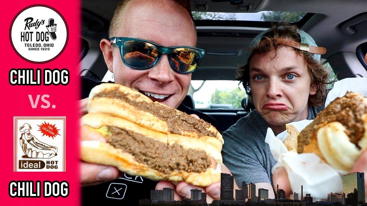 Rudy S Hot Dog Toledo Oh