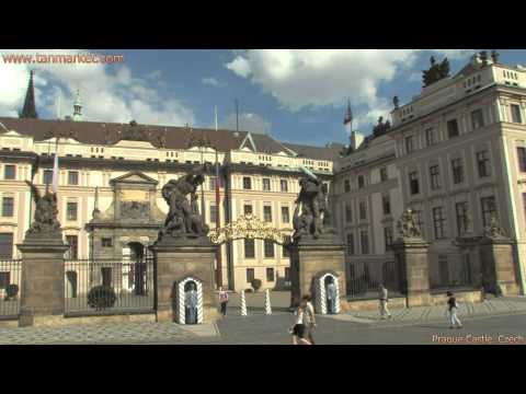 Prague Castle, Czech Republic, Collage Video - youtube.com/tanvideo11