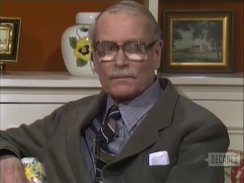 Laurence Olivier Interview on The Dick Cavett Show 1980