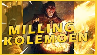 [Gwent] MILLING THE NEW WORLD CHAMPION   Nilfgaard Mill Deck Gameplay   Gwent Price of Power