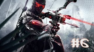 Crysis 3 Gameplay Walkthrough - Mission 6 - Only Human (PS3/X360/PC) [HD]