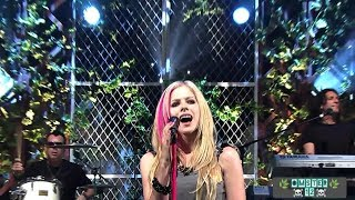 Avril Lavigne When You'Re Gone (Remastered) Live Performance 2007 HD