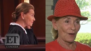Judge Judy Talks New Ponytail