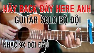 Hãy về đây bên anh [Cuội Tây] Guitar Solo Finger Style