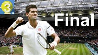 Wimbledon Final: Djokovic wins, Completes Slam Race Pursuit with 20th Major