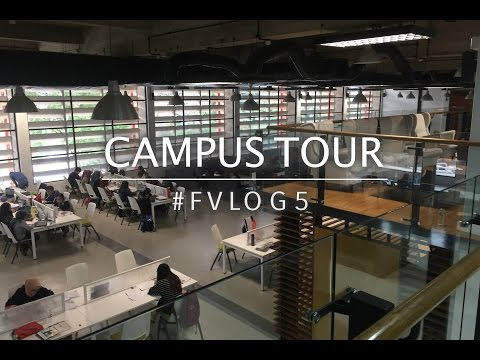 CAMPUS TOUR | University of Malaya Library | #FVLOG5