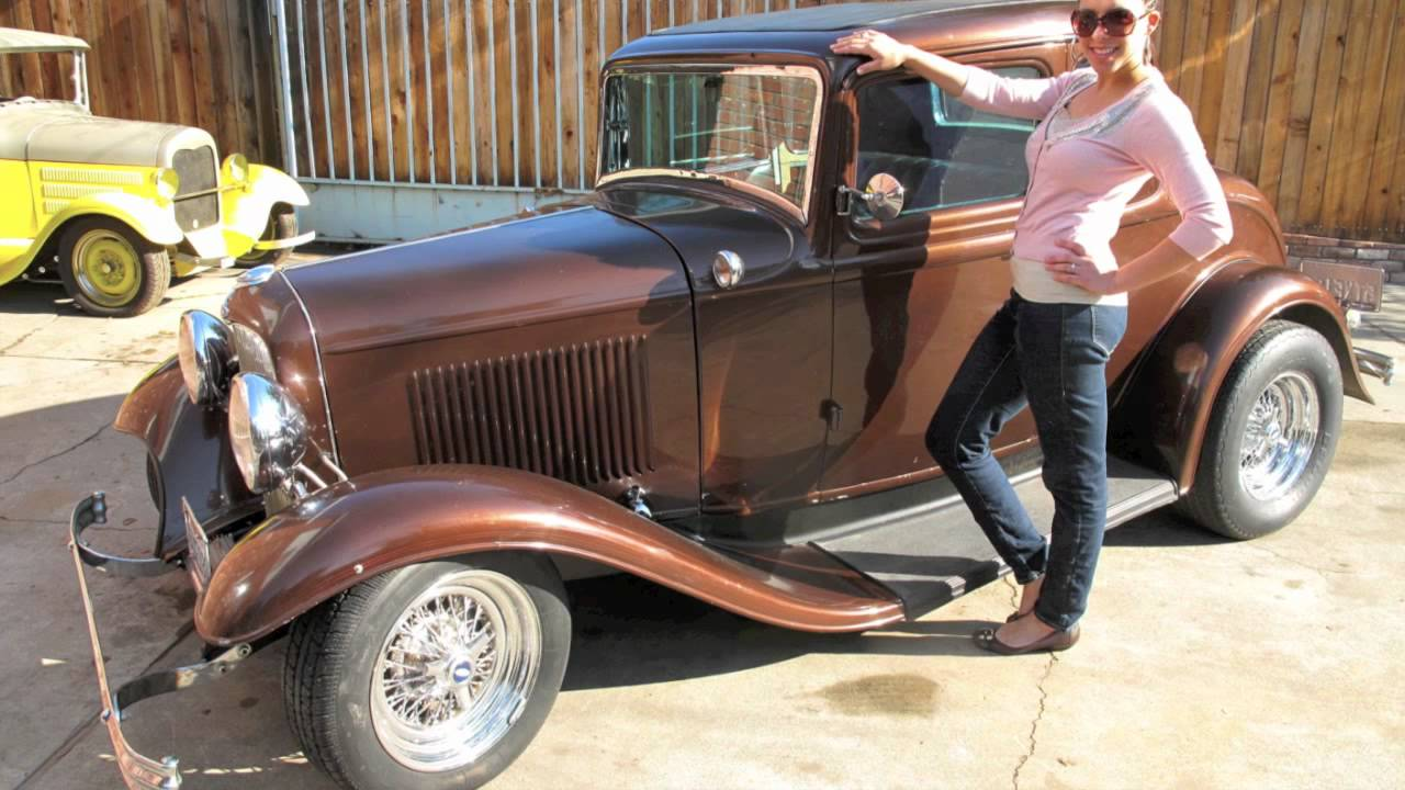 Original 1932 Ford 5w Coupe Hot Rod in Storage for almost 30 years ...