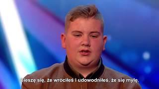 (Napisy)Brytyjski Mam Talent 11 - Kyle Tomlinson