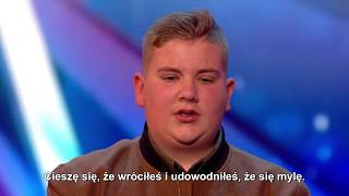 (Napisy)Brytyjski Mam Talent 11 - Kyle Tomlinson thumbnail