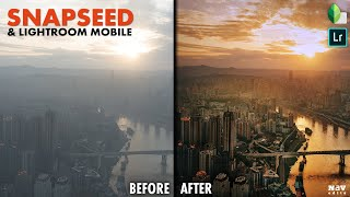 Bring CLARITY in SNAPSEED and LIGHTROOM MOBILE   Android   iPhone