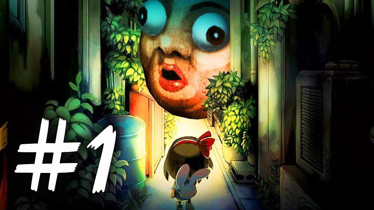 YOMAWARI: Night Alone #1: LẠI MỘT GAME RÙNG RỢN ĐỘI LỐT ANIME DỄ THƯƠNG :((((