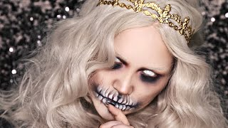 QUEEN OF THE DEAD / Halloween Makeup Tutorial