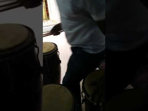 Learn the Cuban percussion 5