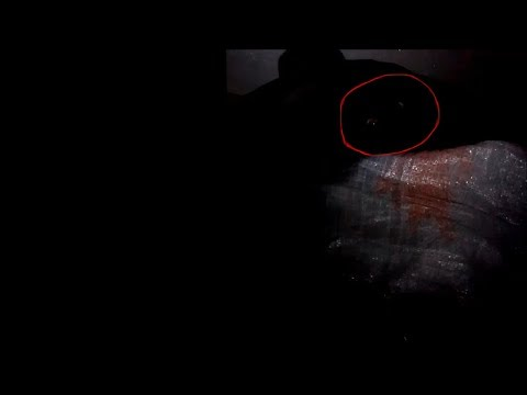 Странное существо случайно попало в кадр в москве