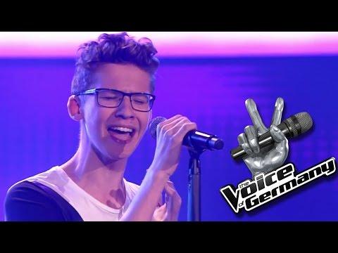 Au Revoir - Fabrice Kuhlmey   The Voice   Blind Audition 2014