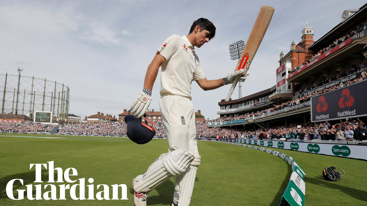 Key Moments In Alastair Cook S Record Breaking England Career Video