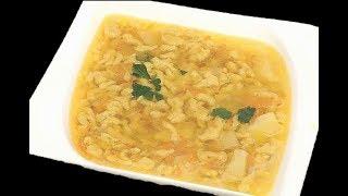 Как аккуратно сделать клёцки?Легко!!Очень вкусный и простой суп с клёцками!