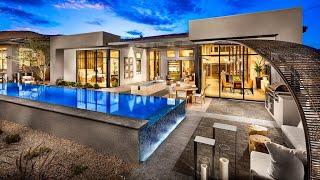 Home For Sale Las Vegas Mid-Century Modern $862K   Strip View   3,467 Sqft   3 BD   3 BA   3 CR