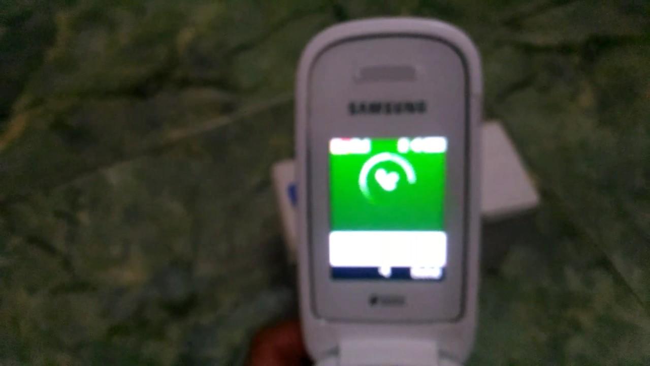 Tutorial Hp Samsung Gt E1272 Dual Sim Youtube
