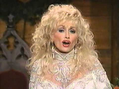 dolly parton home for christmas special 1990 pt4