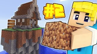 CraftUniversity SURVIVAL 1.13: LA BASE NEL CIELO! #2 Minecraft ITA