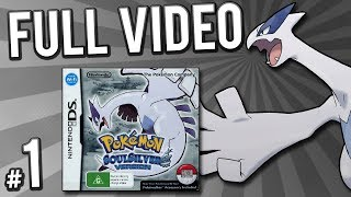 Pokemon Soul Silver Randomizer Nuzlocke - Full Video | PART 1