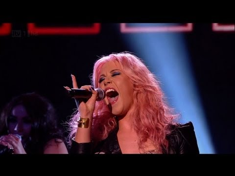 Amelia Lily puts her thinking cap on  - The X Factor 2011 Live Show 7 (Full Version)