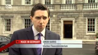 Die Iren, die Schulden und die