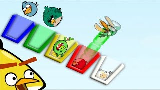 Angry Birds Drink Water 2 - SHOOT BIRDS INTO RAINBOW CUP OF WATER