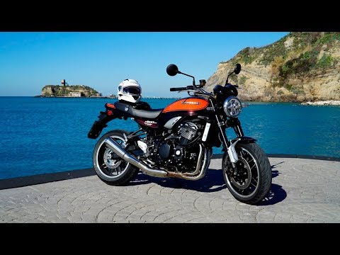 Kawasaki Z900rs Test Con Costagliola Moto Bacoli Na Youtube