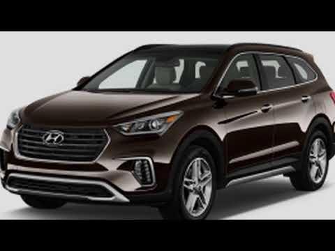 HOT NEWS!!! Hyundai Teases Next Generation 2019 Santa Fe