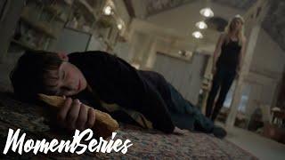 Генри уснул вечным сном: момент из сериала Однажды в сказке 1 сезон 21 серия