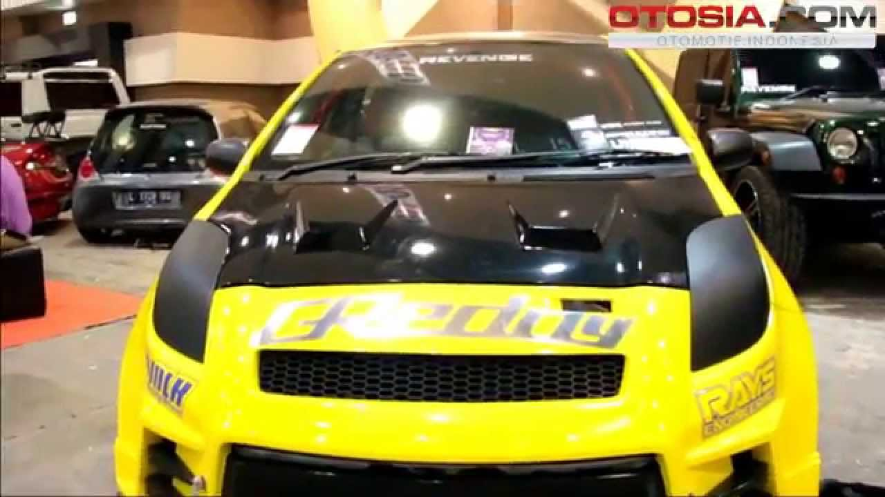 Modifikasi Toyota Yaris Street Racing Next Gen 2014