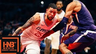 Phoenix Suns vs LA Clippers Full Game Highlights / Week 10 / Dec 20