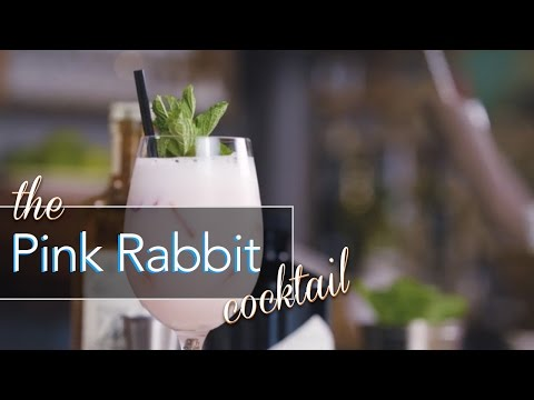 The Pink Rabbit Cocktail - The Proper Pour with Charlotte Voisey - S5E7