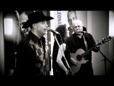 "Gord Bamford Performs ""Is It Friday Yet?"" At The Sony Music Canada Offices"
