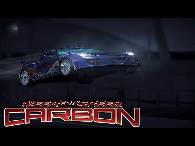 Need For Speed Carbon - Modo Carreira #9 (gameplay No Pc)