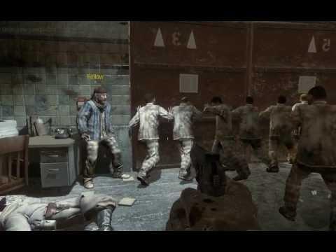 """""""Call of Duty: Black Ops 1"""", full walkthrough on Veteran, Mission 2 - Vorkuta"""