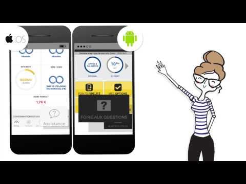 La Poste Mobile : L'Appli mobile