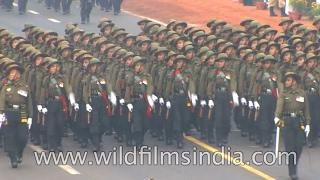 Indian Army's 9th Gorkha Rifles