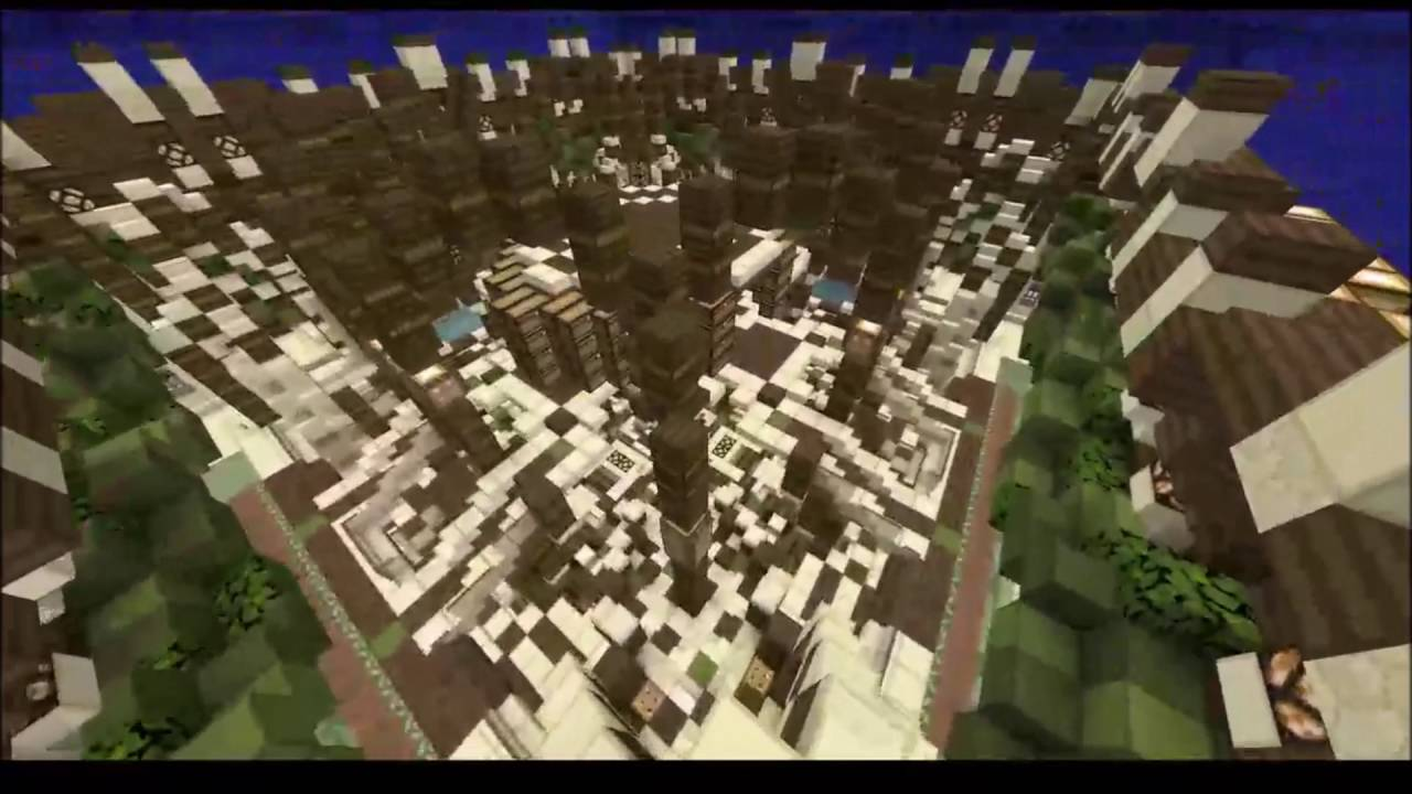 Factions Base Design 3x3 by Russ3lSlay3r22
