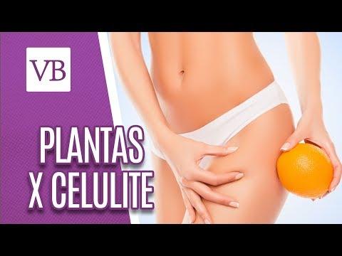 Plantas Que Auxiliam na Celulite - Você Bonita (01/05/18)