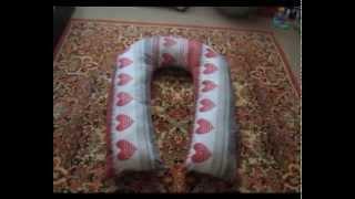 подушка для беременных и кормящих мамочек своими руками(подушка для беременных и кормящих мамочек своими руками.Этот вариант очень мало бюджетный так как вместо..., 2014-11-22T15:00:56.000Z)