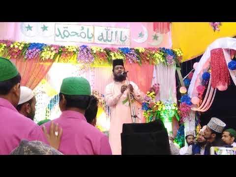 HABIBULLAH FAIZI ~ || Kalaam-E-Raza|| Faizane Panzatan CONFERENCE, 2018