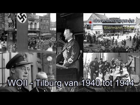 WOII - Tilburg van 1940 tot 1944