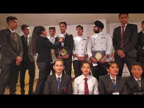 Abhyudaya 2020 | Amrapali Institute Of Hotel Management | Interaction With Winners