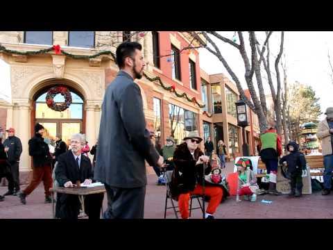 A Miracle on Wallstreet - Street Theater